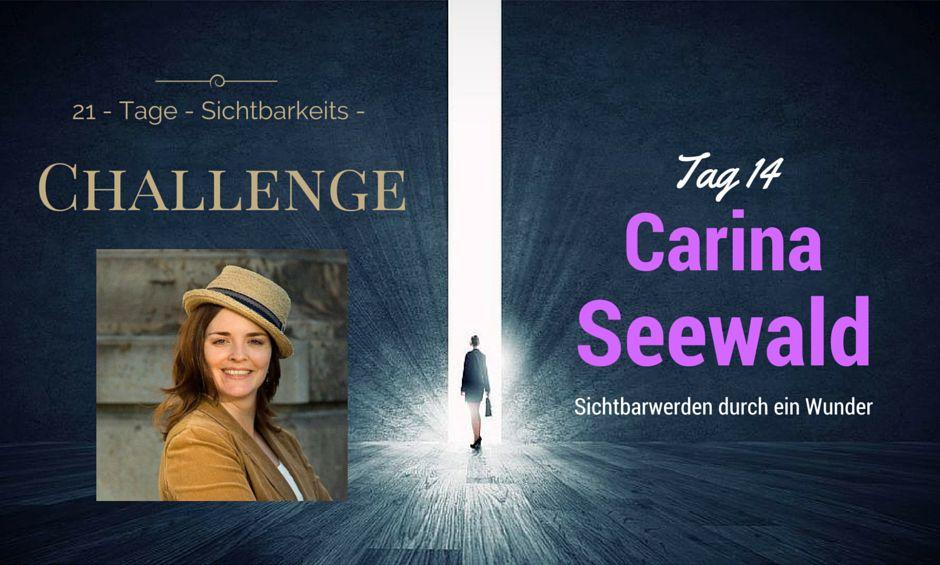 Challenge Tag 14 Carina Seewald