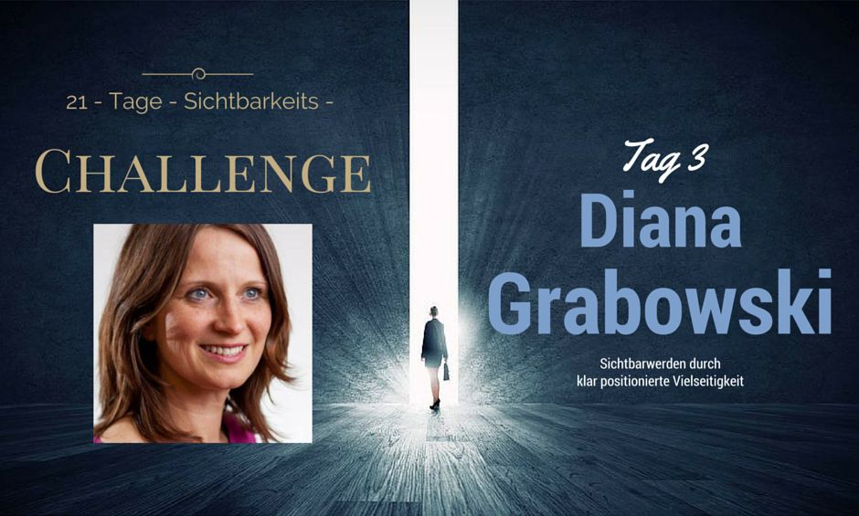 Challenge Tag 3 Diana Grabowski