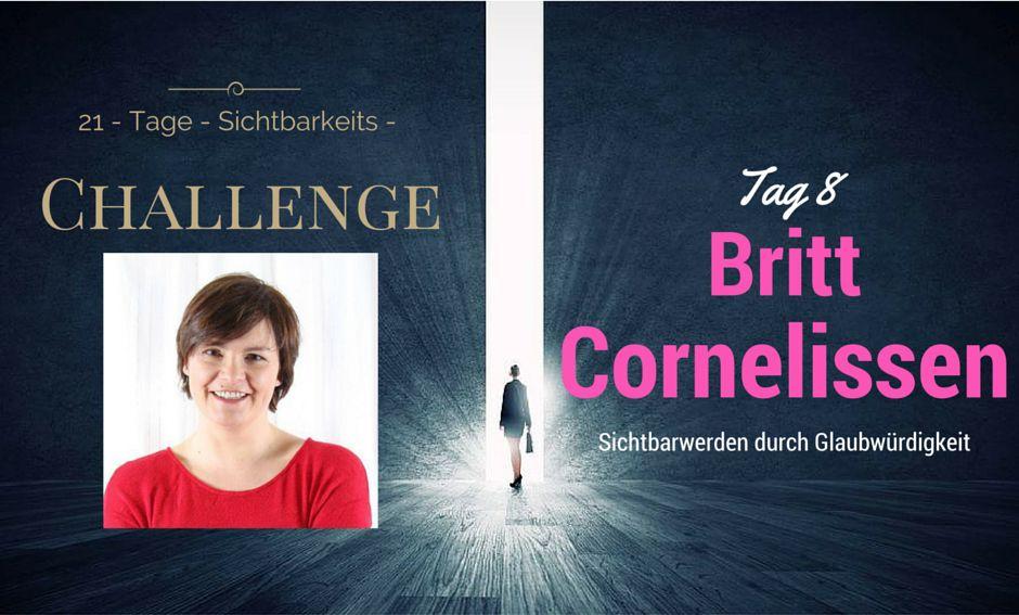 Challenge Tag 8 Britt Cornelissen